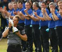 Short Open celebration time might help Stenson at PGA