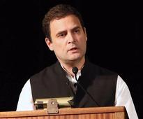 Rahul Gandhi slams govt for extending legal help to Amit Shah's son