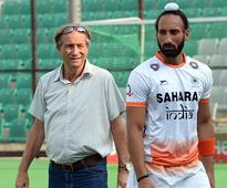 Indian players know they're at par with the best, says confident hockey coach Roelant Oltmans