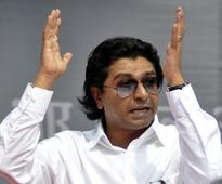 Raj Thackeray says, NCP will drown in people's urine in next polls