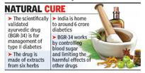 This ayurveda drug for diabetes costs just Rs 5