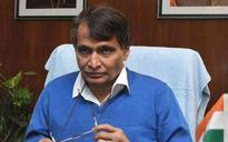 Pat came the reply. In just 3 minutes, Suresh Prabhu okayed this rail project