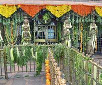 Sakhambari Utsavam celebrated at Srisailam
