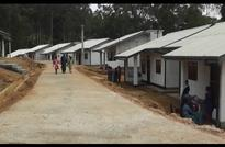 Displaced at Meeriabedda given houses