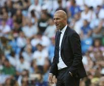 La Liga: Real Madrid coach Zinedine Zidane happy despite scrappy win over Athletic Bilbao