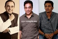 Youngest director tells Old politician about understanding Kamal