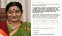 Sushma Swaraj forced Amazon to regret for hurting Indian sentiments, but still it's not a victory 4 hours ago