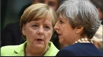 Angela Merkel slaps down Theresa May on Brexit talks