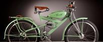 Pedelecs Built with Actual Retro Parts by Agnelli Milano Bici