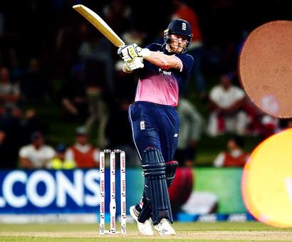 PHOTOS: Stokes back in form as England crush NZ