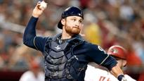 Brewers GM says there are no trades in the works for Jonathan Lucroy