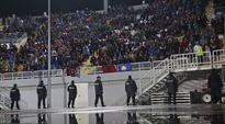 Concerns about crowd trouble as Ukraine play Kosovo