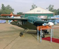 UPDATE: Nigerian Air Force commissions first Super Mushshak trainers