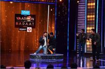 PICS: Arbaaz Khan, Sanjay Kapoor and Chunkey Pandey on Yaaron Ki Baraat