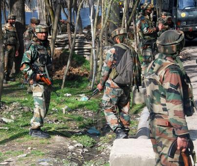 Army foils attack, Infiltration attempt at LoC, 2 Pak special forces men killed