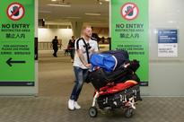 Stokes arrives in New Zealand, stays mum on playing plans