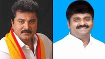 RK Nagar by-poll: IT raids on TN minister Vijayabaskar, film star Sarath Kumar