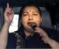 Jayalalithaa seeks PM's intervention to secure release of fishermen