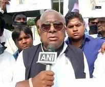 Dalit scholar's suicide: RSS ruling Hyderabad University, alleges Congress