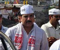 AAP leader Sanjay Singh granted bail in defamation case
