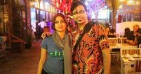 Singer Gayatri weds sitar player Purbayan Chatterjee in Thrissur