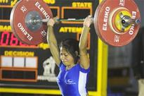 Sanjita, Ramana win gold at National Weightlifting Championships