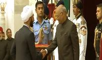 President Kovind gives away National Sports awards