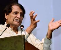 Prabhu offers to quit after train derails, PM asks him to wait