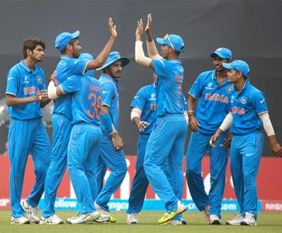 India trounce Sri Lanka to enter Under-19 World Cup final