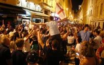 'Astronomically' drunk English fan breaks into French policeman's house