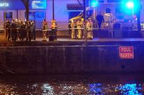 Man pulled from River Lagan in Belfast in emergency operation