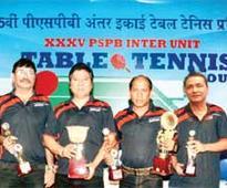 Oil India TT team win 6 medals