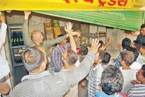 Liquor shop beneath flats Human Rights Commission tells collector to take action