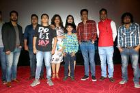Manoj Bajpayee graces the first look launch…