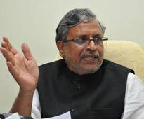 Sushil Kumar Modi flays food security bill