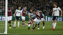 WATCH | Premier League: Tottenham Hotspur suffer crushing title blow with defeat at West Ham