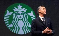 Starbucks CEO Steps Down To Focus On High-End...