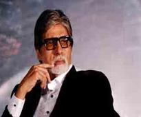 Amitabh roots for Narmada river's cleanliness campaign