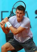 Tomic's ciao to Italian Open