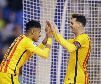 Barca, Real Madrid and Atletico resume title race