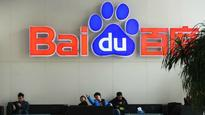 China-based Baidu aiming to manufacture driverless cars by 2020