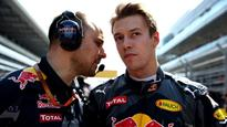 I would have beaten Daniel Ricciardo: dropped Red Bull driver Daniil Kvyat