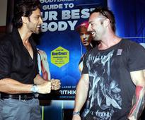Eat eight meals a day and get Hrithik Roshan's body