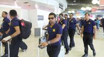 PAK-AUS first test: Pakistan cricket team arrives in Brisbane ahead of match
