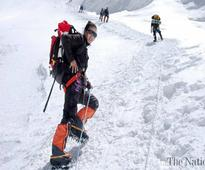 Nepali woman beats own record for most Everest summits