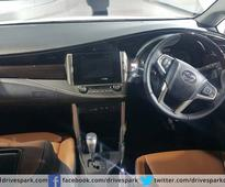 Toyota Innova Crysta - The Best Just Got Better