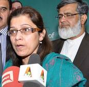Federal regime changes many secretaries, Nargis Sethi appointed Finance Secretary