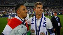 Real Madrid end five-year wait, win La Liga after beating Malaga 2-0