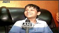 11-year-old prodigy Agastya Jaiswal to appear for class XII exams