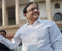 Our cross-border strikes do not deter Pakistan sufficiently: Chidambaram